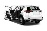 Car images of 2016 Toyota RAV4 Style 5 Door SUV Doors
