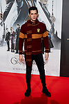 Eduardo Casanova attends to Fantastic Beasts: The Crimes of Grindelwald film premiere during the Madrid Premiere Week at Kinepolis in Pozuelo de Alarcon, Spain. November 15, 2018. (ALTERPHOTOS/A. Perez Meca)