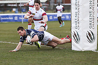 London Scottish v Doncaster Knights - 5th March 2016
