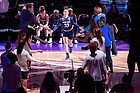 April 1, 2018; Women's Basketball Final Four Championship Game, Notre Dame defeated Mississippi State 61-58. (Photo by Matt Cashore/University of Notre Dame)