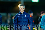 Galway Manager Padraig Joyce  during the Allianz Football League Division 1 Round 2 match between Kerry and Galway at Austin Stack Park in Tralee, Kerry.