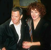Tony Randall Lynn Redgrave 1988<br /> Photo by Adam Scull/PHOTOlink
