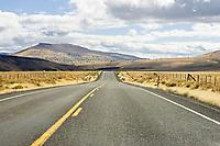 road, Oregon, USA