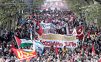 """20121027 ROMA-CRONACA: MIGLIAIA IN PIAZZA PER IL """" NO MONTI DAY"""""""