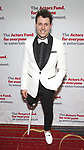 Evan Ruggiero attends The Actors Fund Annual Gala at Marriott Marquis on April 29, 2019  in New York City.