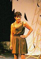 10-21-11 Odyssey - The Epic Musical - Colleen Zenk - Eddie Korbich - Josh A. Davis - Dress Rehearsal