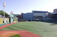 July 15, 2009: PGE Park in Portland, Oregon, prior to the start of 2009 Triple-A All-Star Game. PGE Park is the home of the Portland Beavers, Triple-A Affiliate of the San Diego Padres.