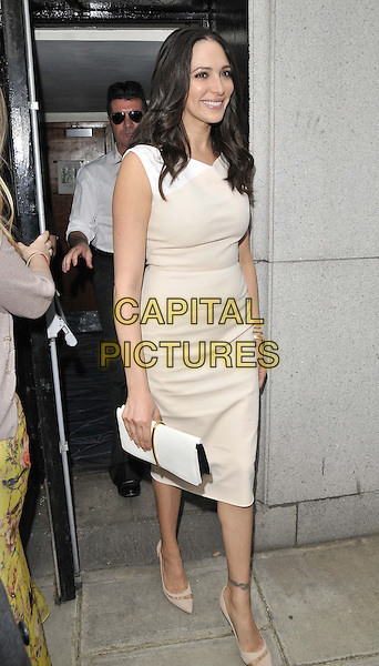 LONDON, ENGLAND - JUNE 02: Lauren Silverman attends the Health Lottery VIP tea party, The Savoy Hotel, The Strand, on Monday June 02, 2014 in London, England, UK.<br /> CAP/CAN<br /> ©Can Nguyen/Capital Pictures
