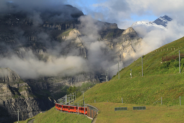 Lauterbrunnen, Switzerland, Europe 2011,