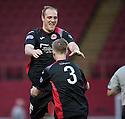 Clyde FC v East Stirlingshire FC 15th Dec 2012