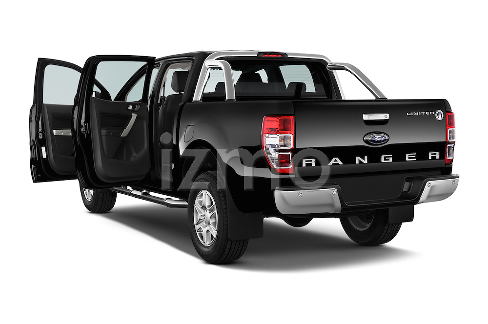 Car images of a 2014 Ford Ranger Limited 4 Door Pickup Doors