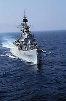 "- Italian Navy, cruiser ""Vittorio Veneto""....- Marina militare italiana, incrociatore ""Vittorio Veneto"""