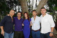 Sean Carrigan, Christian LeBlanc, Melissa Archer, Ryan Carnes, Jeff Branson -  Actors from Y&R, General Hospital and Days donated their time to Southwest Florida 16th Annual SOAPFEST - a celebrity weekend May 22 thru May 25, 2015 benefitting the Arts for Kids and children with special needs and ITC - Island Theatre Co. as it presented A Night of Stars on May 23 , 2015 at Bistro Soleil, Marco Island, Florida. (Photos by Sue Coflin/Max Photos)