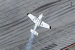 Matthias Dolderer (21) in action during the Red Bull Air Race at the Texas Motor Speedway in Fort Worth, Texas.