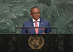 72 General Debate – 20 September <br /> <br /> by His Excellency Umaro Sissoco Embaló, Prime Minister of the Republic of Guinea-Bissau