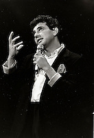 Montreal (qc) CANADA - Festival Juste Pour Rire 1985, Michel Boujenah