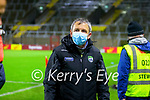 Kerry Manager Peter Keane after the Munster GAA Football Senior Championship Semi-Final match between Cork and Kerry at Páirc Uí Chaoimh in Cork.