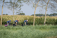 Mens Team USA<br /> <br /> Mixed Relay TTT <br /> Team Time Trial from Knokke-Heist to Bruges (44.5km)<br /> <br /> UCI Road World Championships - Flanders Belgium 2021<br /> <br /> ©kramon