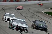 Monster Energy NASCAR Cup Series<br /> Folds of Honor Quik Trip 500<br /> Atlanta Motor Speedway, Hampton, GA USA<br /> Sunday 25 February 2018<br /> Gray Gaulding, BK Racing Toyota Camry<br /> World Copyright: Matthew T. Thacker<br /> NKP / LAT Images