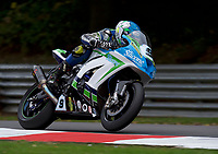 Dean Harrison (9) of Silicone Engineering Racing during 2nd practice in the MCE BRITISH SUPERBIKE Championships 2017 at Brands Hatch, Longfield, England on 13 October 2017. Photo by Alan  Stanford / PRiME Media Images.