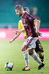 AC Milan Forward Fabio Borini in action during the International Champions Cup 2017 match between AC Milan vs Borussia Dortmund at University Town Sports Centre Stadium on July 18, 2017 in Guangzhou, China. Photo by Marcio Rodrigo Machado / Power Sport Images