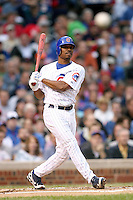 August 18, 2007: Former Chicago Cub Jacque Jones at Wrigley Field in Chicago, IL.  Photo by:  Chris Proctor/Four Seam Images