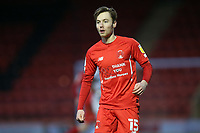 Dan Kemp of Leyton Orient during Leyton Orient vs Forest Green Rovers, Sky Bet EFL League 2 Football at The Breyer Group Stadium on 23rd January 2021