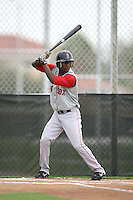 August 14, 2008: Wilfred Pichardo (12) of the GCL Red Sox. Photo by: Chris Proctor/Four Seam Images