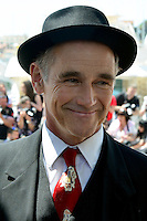 Actor Mark RYLANCE attends the THE BFG Photocall during the 69th annual Cannes Film Festival at the Palais des Festivals on May 14, 2016 in Cannes, France.