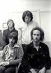 The Doors 1968 Ray Manzarek, Jim Morrison, Robbie Krieger, John Densmore at Top Of The Pops..© Chris Walter..