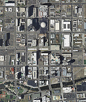 aerial photo map of Reno, Nevada, 2010.  For more recent aerial maps of Reno, please contact Aerial Archives.