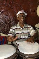 Musiker in der Casa de la Trova in Trinidad, Provinz Sancti Spiritus, Cuba