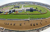 2006 Breeders' Cup, horse racing's 'Super Bowl,' at Churchill Downs