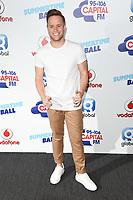 Olly Murs<br /> at the Capital Summertime Ball 2017, Wembley Stadium, London. <br /> <br /> <br /> ©Ash Knotek  D3278  10/06/2017