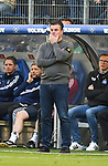 05.10.2019,  GER; 2. FBL, Hamburger SV vs SpVgg Greuther Fuerth ,DFL REGULATIONS PROHIBIT ANY USE OF PHOTOGRAPHS AS IMAGE SEQUENCES AND/OR QUASI-VIDEO, im Bild Trainer Dieter Hecking (Hamburg) Foto © nordphoto / Witke *** Local Caption ***