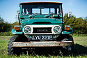 20/09/19<br /> <br /> One-of-two FJ Land Cruisers imported new by Toyota GB in 1975, for sale in Sussex for £73,000 + VAT.<br /> <br /> All Rights Reserved: F Stop Press Ltd.  <br /> +44 (0)7765 242650 www.fstoppress.com