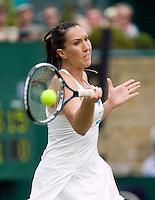 30-6-08, England, Wimbledon, Tennis, Jelena Jankovic