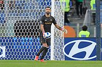 3rd October 2021; Stadio Olimpico, Rome, Italy; Serie A football, AS Roma versus Empoli; Goalie Rui Patricio of As Roma