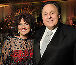 Honoree Donna Grace Vallone and her husband Tony at the Winter Ball benefiting the Houston Gulf Coast/South Texas Chapter of the Crohn's & Colitis Foudation of America at the InterContinental Hotel Saturday Jan. 23,2010.(Dave Rossman/For the Chronicle)