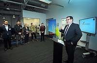 New Zealand Green Investment Finance (NZGIF) / CentrePort electric vehicle event at CentrePort in Wellington, New Zealand on Thursday, 12 August 2021. Photo: Dave Lintott / lintottphoto.co.nz