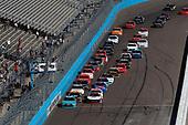 NASCAR XFINITY Series<br /> Ticket Galaxy 200<br /> Phoenix Raceway, Avondale, AZ USA<br /> Saturday 11 November 2017<br /> Erik Jones, GameStop Call of Duty WWII Toyota Camry, William Byron, Liberty University Chevrolet Camaro, start<br /> World Copyright: Michael L. Levitt<br /> LAT Images