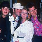 Carl LaBove, Corey Feldman, Charlie Sheen at The Comedy Store .