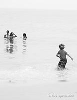 BethBeach2012-Beach and Dolphins