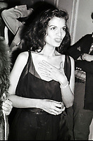 Bianca Jagger6697.JPG<br /> New York, NY 1978 FILE PHOTO<br /> Biana Jagger<br /> Studio 54 First Anniversary<br /> Digital photo by Adam Scull-PHOTOlink.net<br /> ONE TIME REPRODUCTION RIGHTS ONLY<br /> NO WEBSITE USE WITHOUT AGREEMENT<br /> 718-487-4334-OFFICE  718-374-3733-FAX