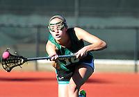 Lacrosse in Pleasanton, CA Saturday Feb. 1, 2014. (Photo by Alan Greth/AGP Photography)