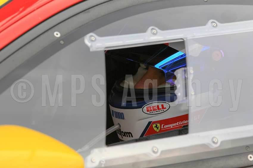 #52 AF CORSE ITA FERRARI 488 GTE EVO LMGTE PRO - MIGUEL MOLINA (ESP)