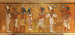 King Tut Tomb Wall, Valley of the Kings