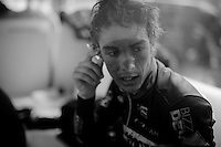 a post-race face that says it all by Guillaume Martin (FRA/Wanty-Groupe Gobert)<br /> <br /> 102nd Liège-Bastogne-Liège 2016 (the snowy edition)