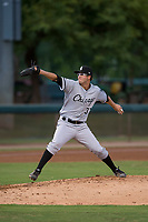 AZL White Sox starting pitcher Taylor Varnell (37) delivers a pitch during an Arizona League game against the AZL Dodgers at Camelback Ranch on July 7, 2018 in Glendale, Arizona. The AZL Dodgers defeated the AZL White Sox by a score of 10-5. (Zachary Lucy/Four Seam Images)