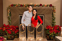 Misc - World Series Trophy Viewing 11/27/13